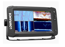 фото Lowrance Elite-9 Ti Mid/High/TotalScan