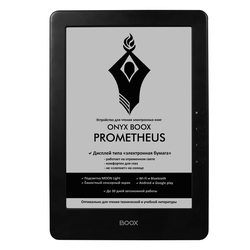 фото ONYX BOOX PROMETHEUS Black