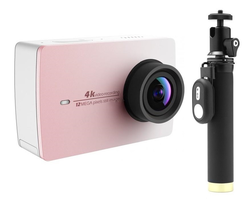 фото Xiaomi Yi 4k Action Camera Travel Edition Pink