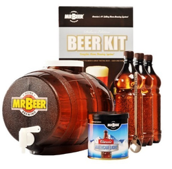 фото Мини-пивоварня Mr.Beer Premium Kit