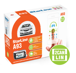 фото StarLine A93 2CAN LIN
