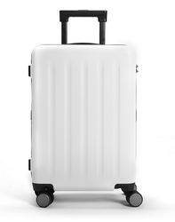 "фото Чемодан Xiaomi Mi Trolley 90 Points 24"" White"