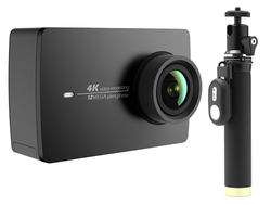 фото Xiaomi Yi 4k Action Camera Travel Edition Black
