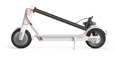фото Электросамокат Xiaomi Mijia Electric Scooter White