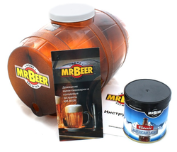 фото Мини-пивоварня Mr.Beer Deluxe Kit