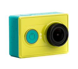 фото Xiaomi Yi Action Camera Basic Edition Green