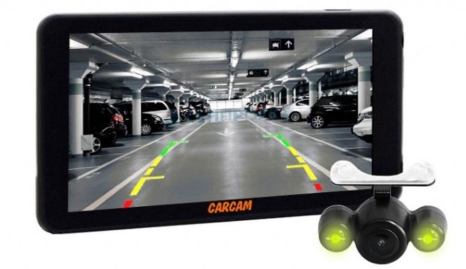 видеорегистратор автомобильный со стеклянной оптикой